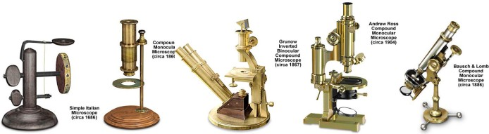 Billing's Microscope Collection